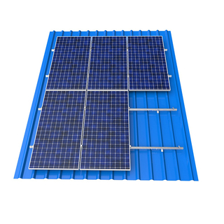 L-Feet Metal Roof Solar Panel Mounting System